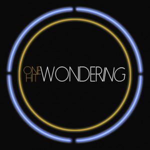 One Hit Wondering neon logo