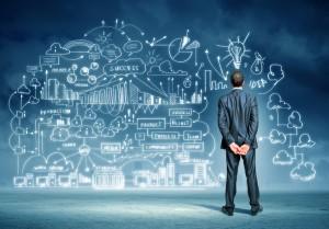 Business algorithms for web development